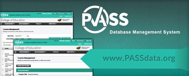 PASS Data header