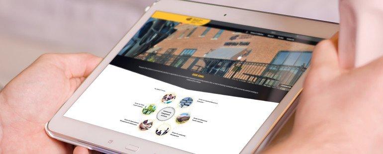 community engagement institute website