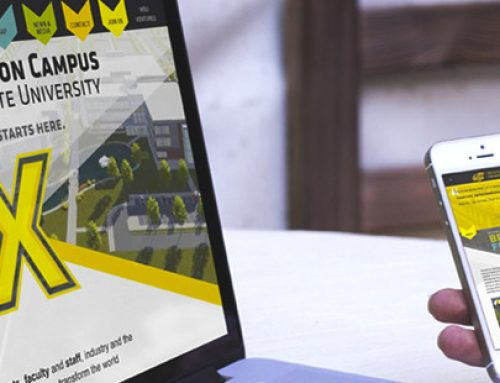 WSU Strategic Communications taps T3's expertise for new Innovation Campus website