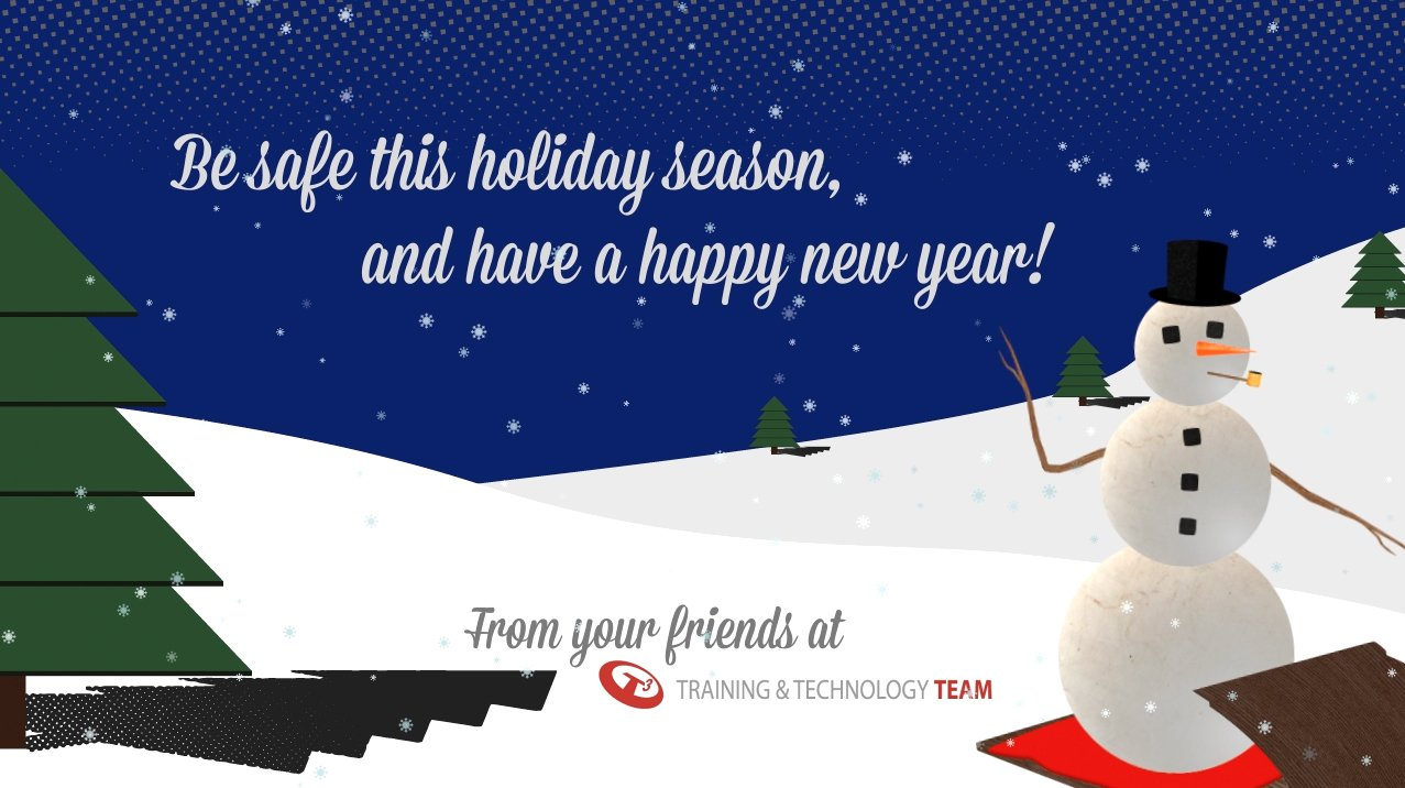 Holiday Greetings T3