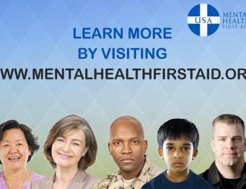 Mental Health First Aid – Public Service Announcement