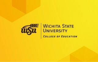 wichita state college of education logo