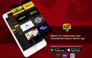 image of wsu tv app screen