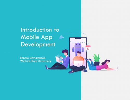 Mobile App Development Class 2019