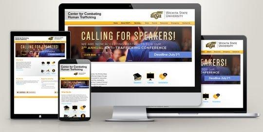 CCHTcenter for combating human trafficking website