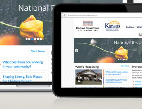 New Kansas Prevention Collaborative Website Serves Statewide and Local Prevention Efforts