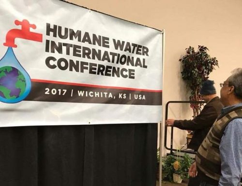 T3 Supports Humane Water Conference 2017