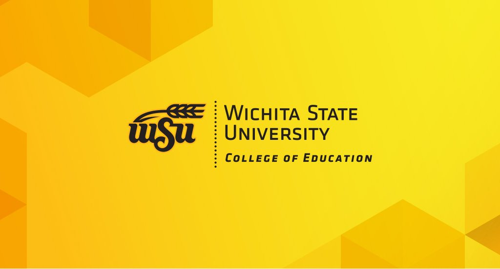 wichita state college of education logo