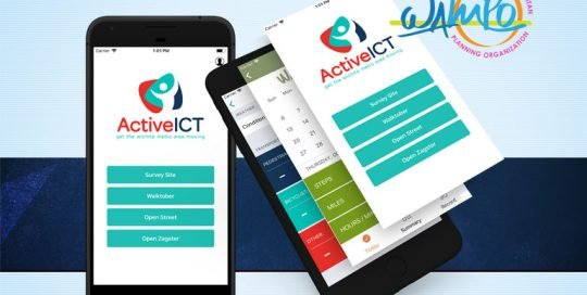 active ict mobile app screenshots