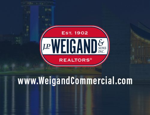 J.P. Weigand & Sons Inc. commercial real estate website gets local support